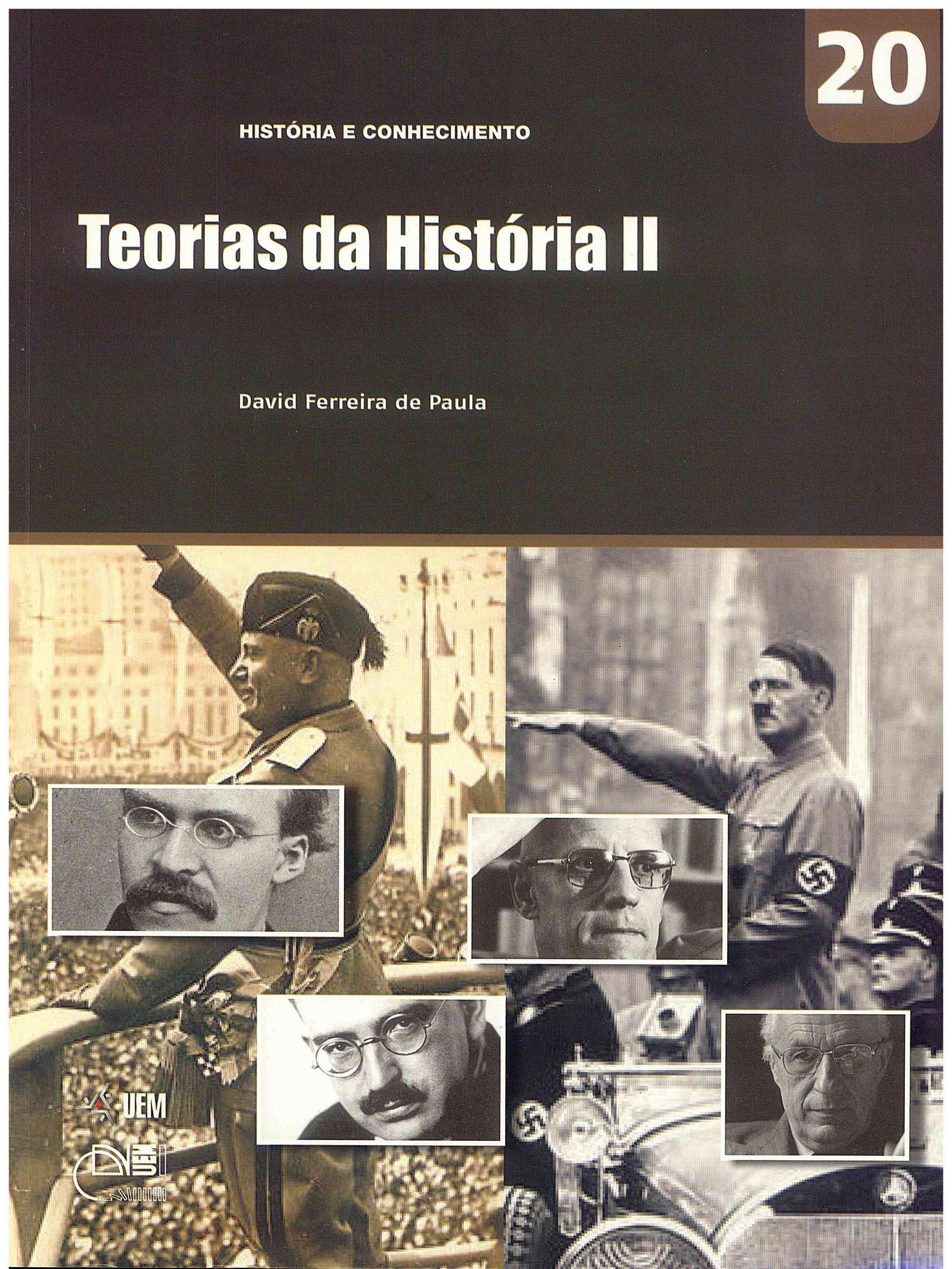 PAULA, D. F. Teorias da História II