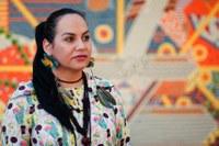 Professora indígena da UFSC vai ministrar aula magna do ano letivo da UEM