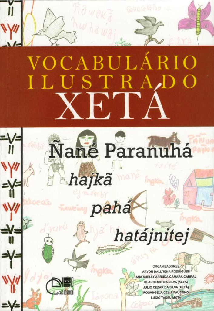 Vocabulário ilustrado Xetá